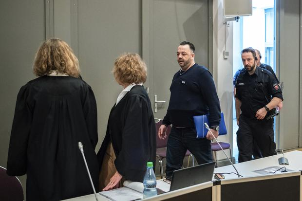 German court sentences serial-killing nurse to life