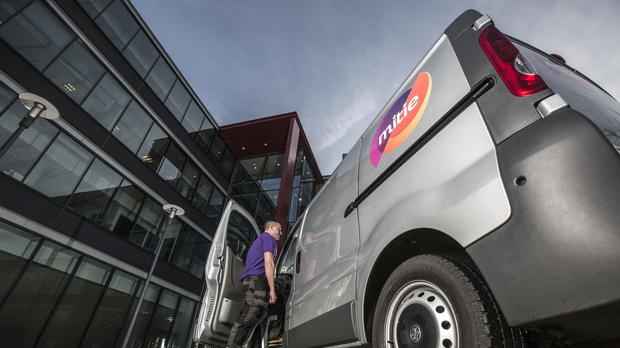 Outsourcing giant Mitie has warned over further job cuts as its sweeping turnaround continues 'at pace' (Ed Robinson/OneRedEye/PA)