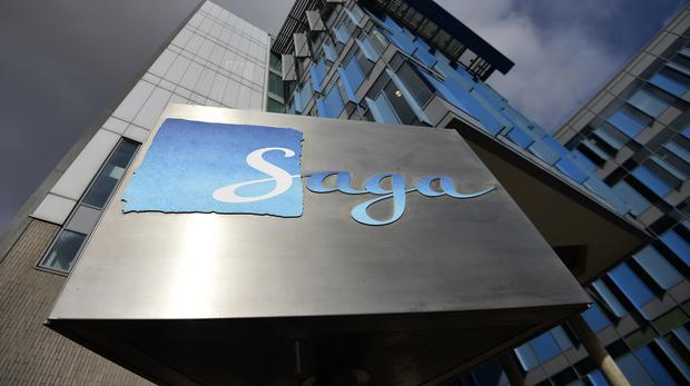 Saga has teamed up with Goldman Sachs to deliver new savings products (Andrew Matthews/PA)