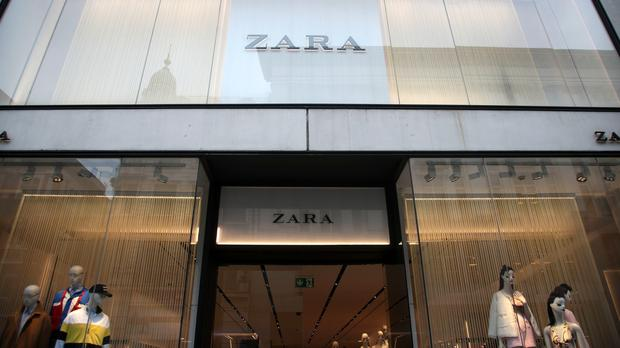 f6c6c444d23 Zara owner Inditex has notched up a 10% hike in first-quarter profits (