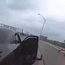 Video footage of the incident (Tulsa Police/AP)