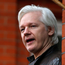 Behind bars: Julian Assange is serving time for jumping bail. Photo: AFP