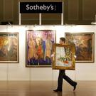 Sotheby's has 10 different salesrooms across the world (Danny Lawson/PA)