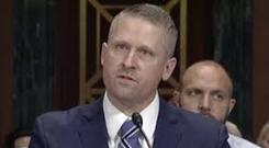Controversial: Matthew Kacsmaryk has been appointed to the federal bench