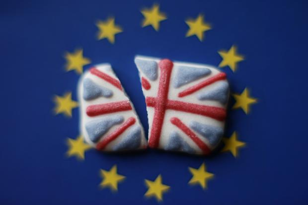 'Irish people have endured much Brexit uncertainty over the past three years.' Stock photo: Yui Mok/PA