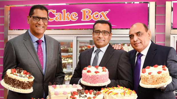 Cake Box unveiled higher sales on the back of rapid expansion (Russell Sach/PA)