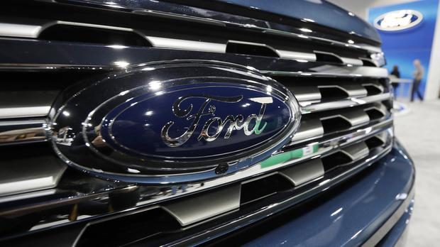 Ford said it was making the job cuts to streamline its operations in Europe to increase profitability (David Zalubowski/AP)