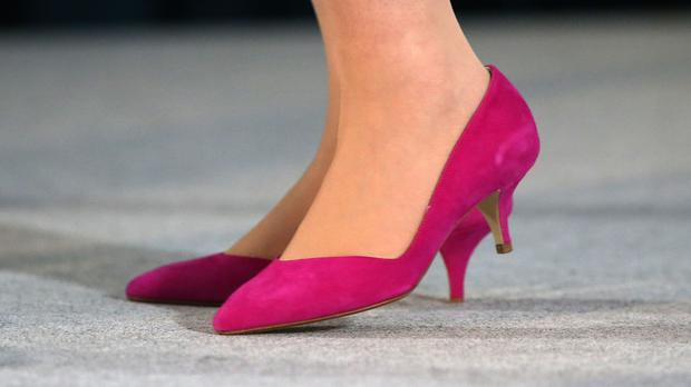 Shoe chain Office has been hit by difficult trading conditions (Andrew Milligan/PA)