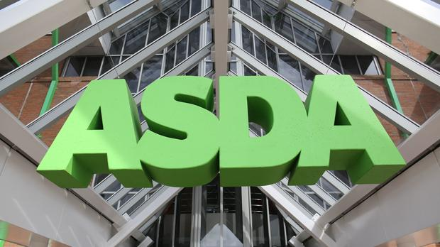 Asda is teaming up with Just Eat to offer grocery deliveries (PA)