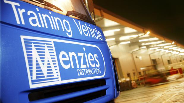 John Menzies has issued a profit warning (PA)
