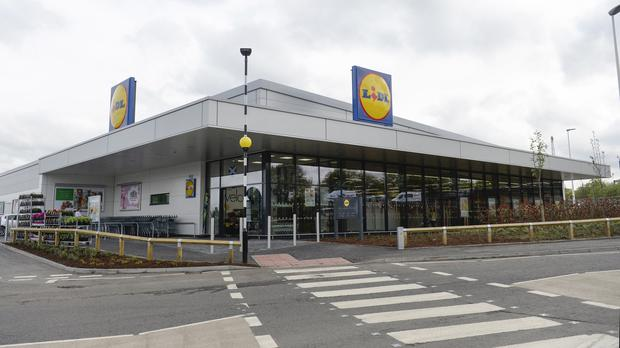 Lidl recently opened its newest store in Paisley (Lidl/PA)
