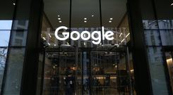 Google could be hit by the French tax (Jonathan Brady/PA)