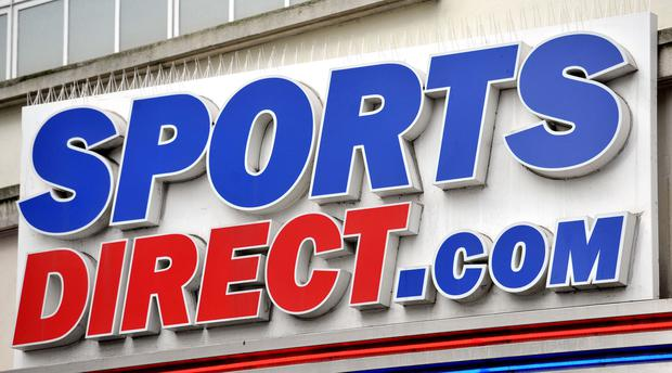 Sports Direct has postponed its full-year results (Nick Ansell/PA)
