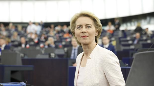 International Body Confirms It Our >> Ursula Von Der Leyen Confirmed As Eu President But What Does It