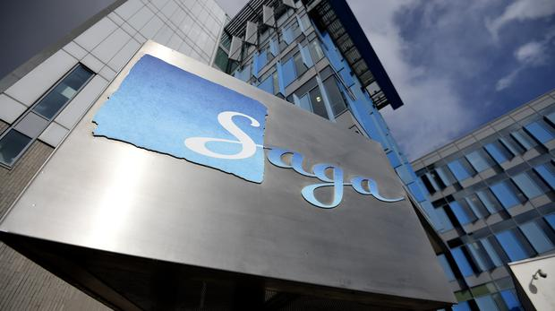 Over-50s insurer and travel operator Saga could be set for a shake-up after activist investor Elliott bought a 5% stake in the business (Andrews Matthews/PA)