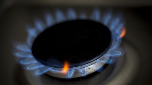 Europe's gas stores are already more than 70pc full following a mild winter. Stock image: PA