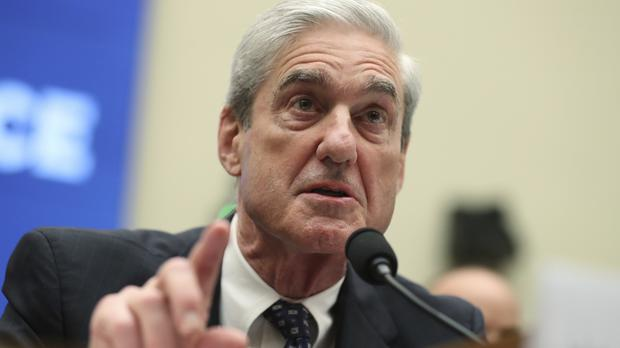 Former special counsel Robert Mueller (Andrew Harnik/AP)