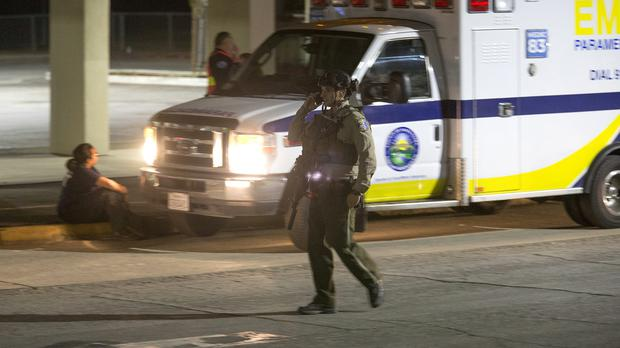 Suspect dead as three killed in shooting at California festival