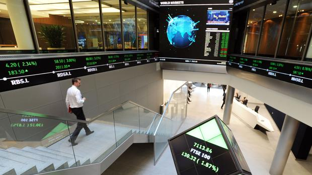 The London Stock Exchange Group confirmed that talks are ongoing regarding the £22bn deal (PA)