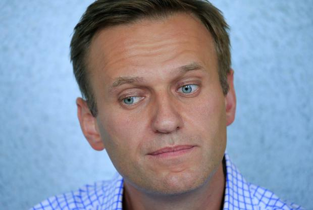 Alexei Navalny's lawyer claims his client was poisoned. Photo: Reuters