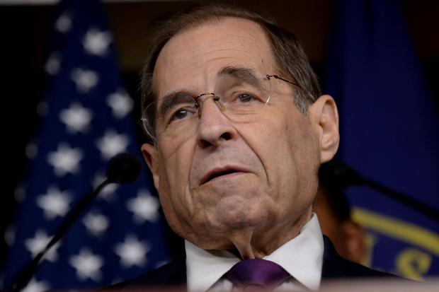 Wants to gather evidence: Jerrold Nadler, Judiciary Committee chair. Photo: Reuters