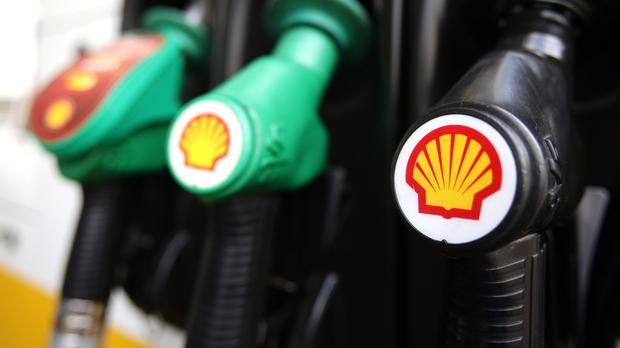 Shell said lower prices had hurt earnings in the second quarter (PA)