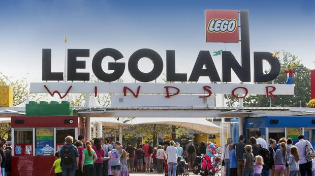 "Merlin Entertainments said performance at Legoland had been ""disappointing"". (Legoland/PA)"