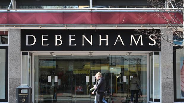 Debenhams has put a restructuring expert in charge (PA)