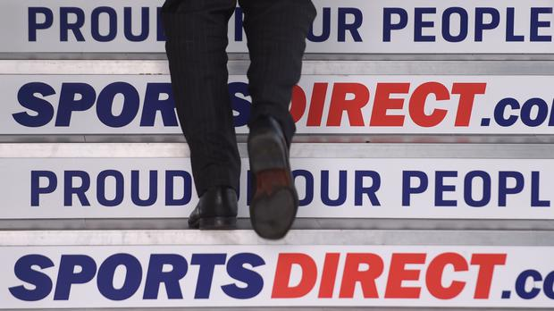 Grant Thornton will cease to be auditor for Sports Direct from September 11. (PA)