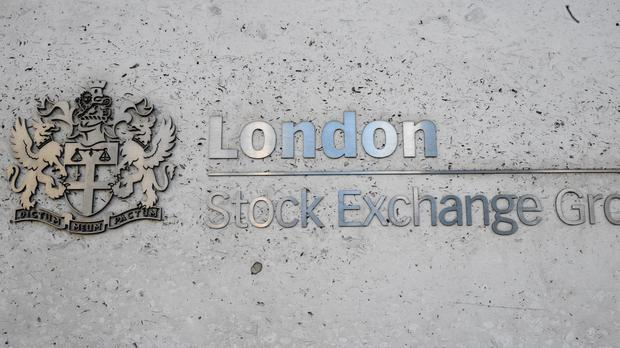 The FTSE 100's open was held back on Friday morning (PA)