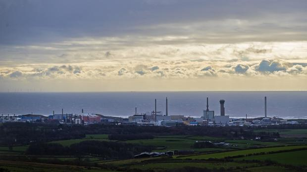 Sellafield is one of the unit's largest contracts (Peter Byrne/PA)
