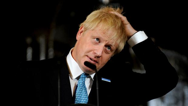 UK Prime Minister Boris Johnson (Rui Vieira/PA)