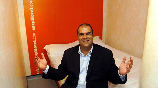 Sir Stelios opposes the takeover (PA)