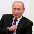 Vladimir Putin: Russia's president does not want a 'costly arms race'