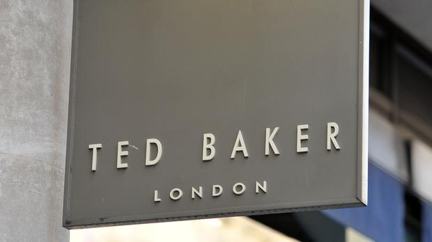 Clothing retailer Ted Baker has announced a deal in Japan for expansion (Nick Ansell/PA)