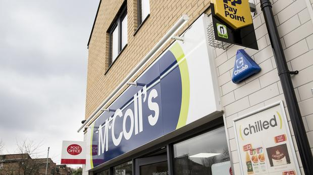 McColl's sales fell due to Brexit and a cooler summer (Mike Abrahams/McColl's/PA)