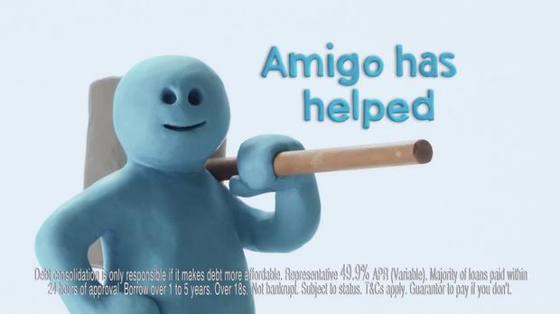 Amigo loans has seen shares plunge after warning that lending growth could slow down (Amigo/PA)