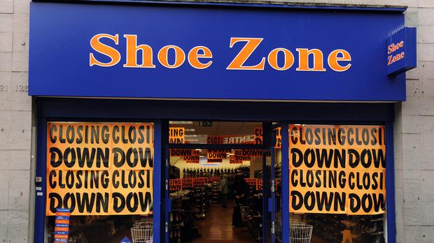 Shoe Zone said profits will be below expectations and its chief executive has quit (Andrew Matthews/PA)