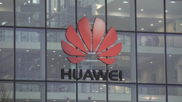 Huawei accused US authorities of launching cyber attacks (Steve Parsons/PA)