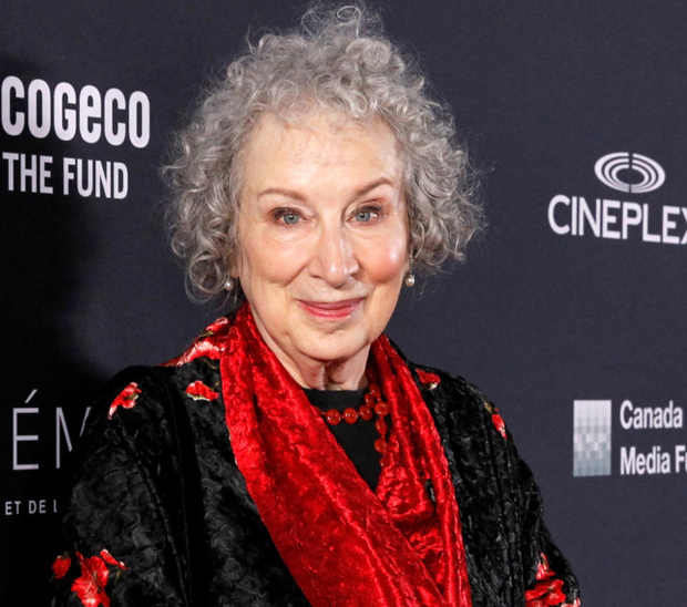 Margaret Atwood: Her latest novel was strictly embargoed. Photo: Reuters