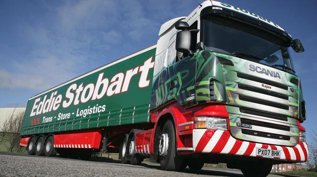 Eddie Stobar is facing a potential takeover by one of its shareholders (Eddie Stobart/PA)