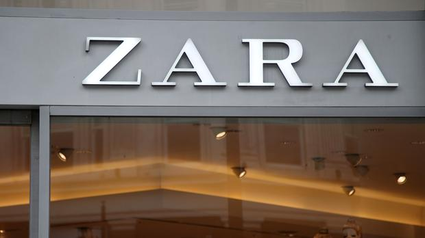 The owner of fashion chain Zara has posted strong summer sales (Yui Mok/PA)