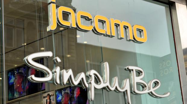 N Brown, which owns Jacamo and SimplyBe, said that, in line with the wider industry, it saw a significant increase in PPI information requests and complaints in the final days leading up to, and including, the August 29 cut-off (PA)