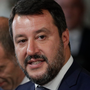 Matteo Salvini. Photo: AP