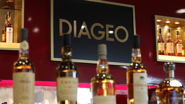 Spirits giant Diageo hailed a good start to the new fiscal year (PA)