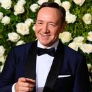 Kevin Spacey: Has faced a number of allegations of sexual misconduct