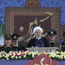 President Hassan Rouhani (Iranian Presidency Office/AP)