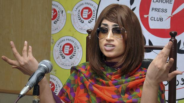 Qandeel Baloch (AP Photo/M. Jameel, File)