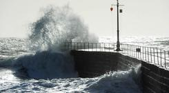 File picture of stormy weather (Tim Ireland/PA)