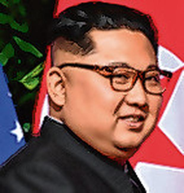 Mixed messages: Kim Jong-un's military launches new missile tests